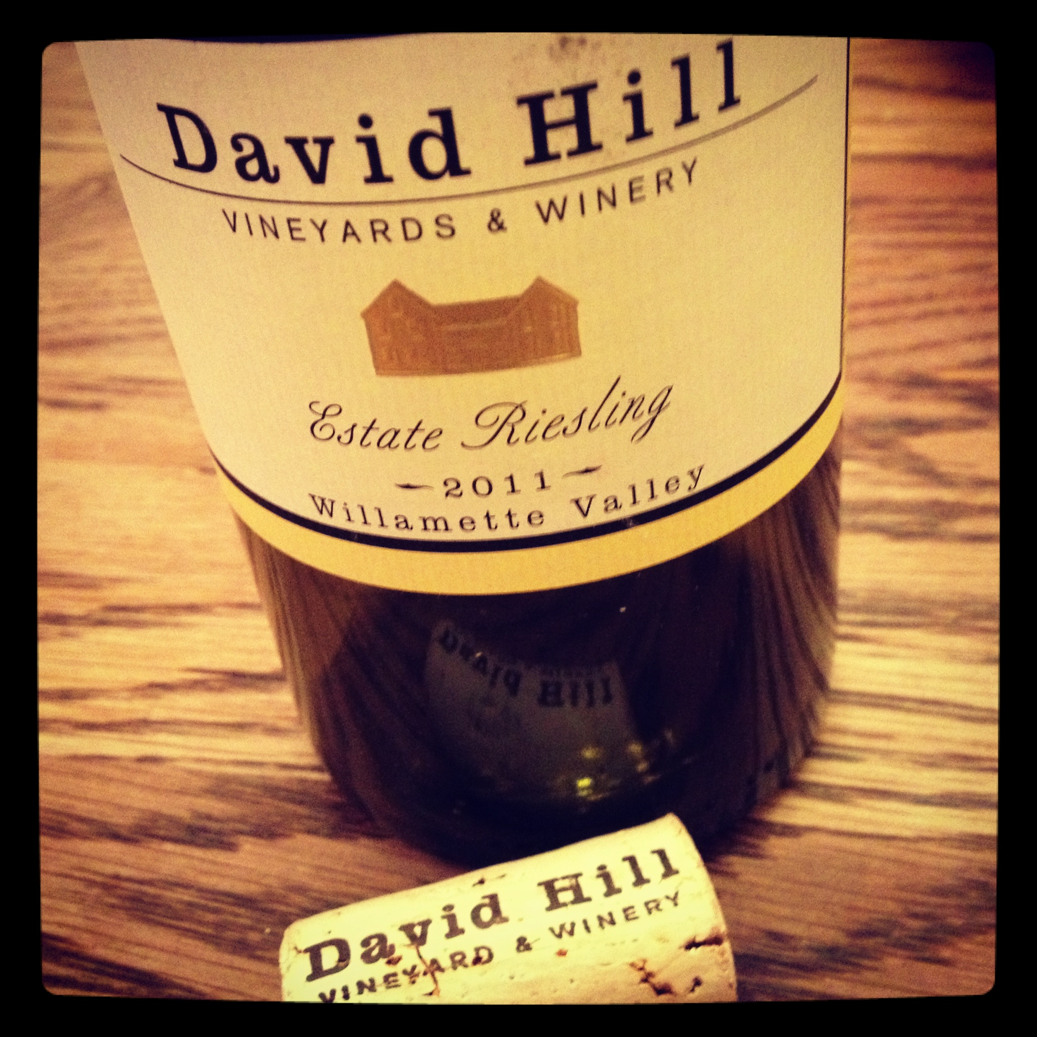 Pair This: David Hill Riesling and Turkey Avocado Club
