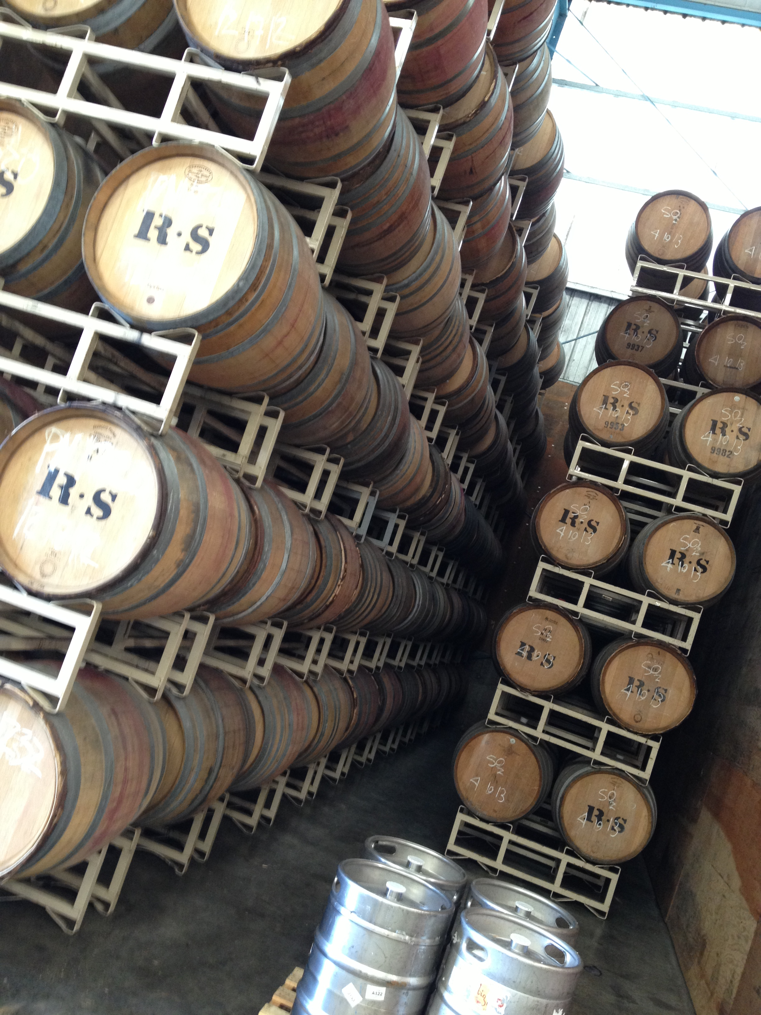 A Glimpse Into the 2012 Vintage Oregon Pinot Noirs at R. Stuart & Company