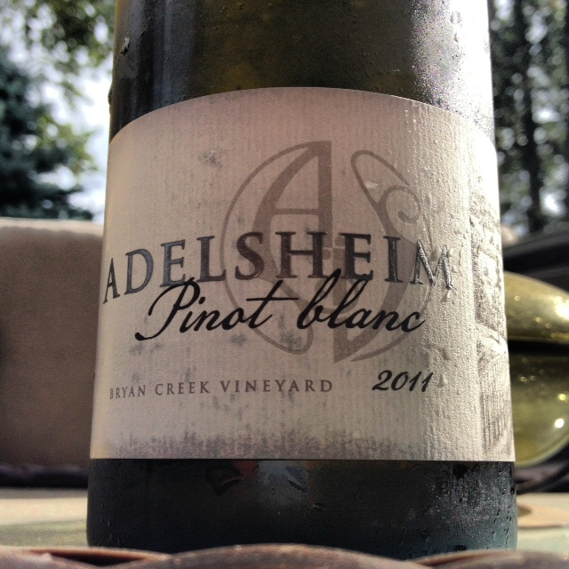 Pair This: Adelsheim Pinot Blanc with Oregon Dungeness Crab
