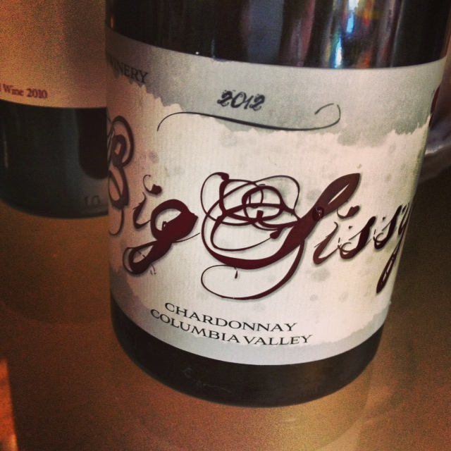 In The Glass: Big Sissy Chardonnay 2012