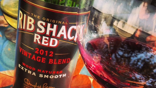Pair This: Rib Shack Red and A Guy