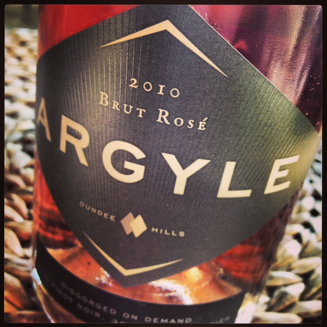In The Glass: Argyle Brut Rosé 2010