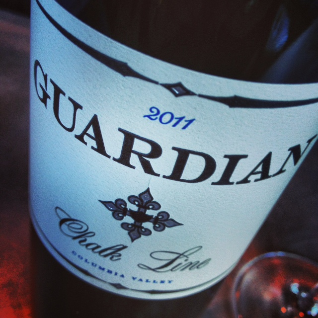 In The Glass: Guardian Cellars Chalk Line 2011