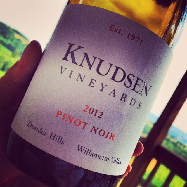 This beauty of a Pinot Noir will be released this Fall
