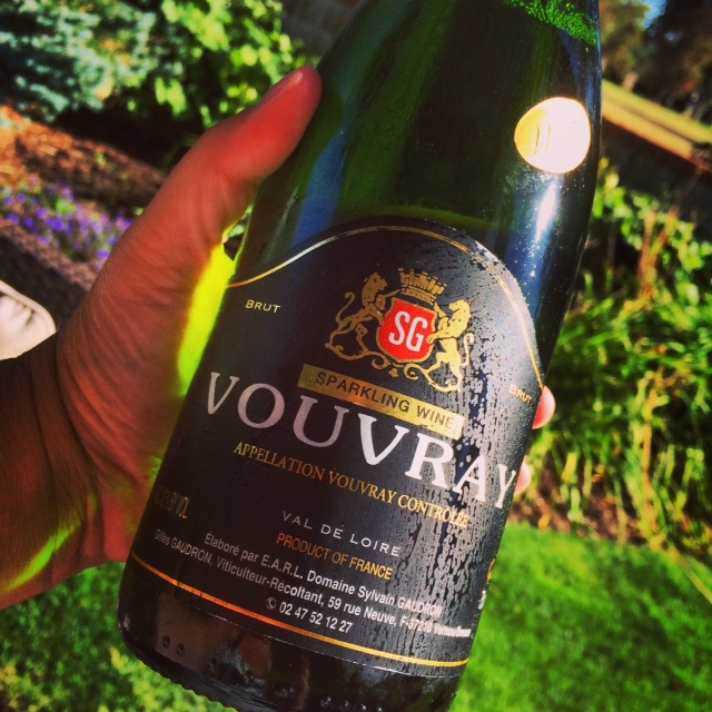 vouvray sparkling