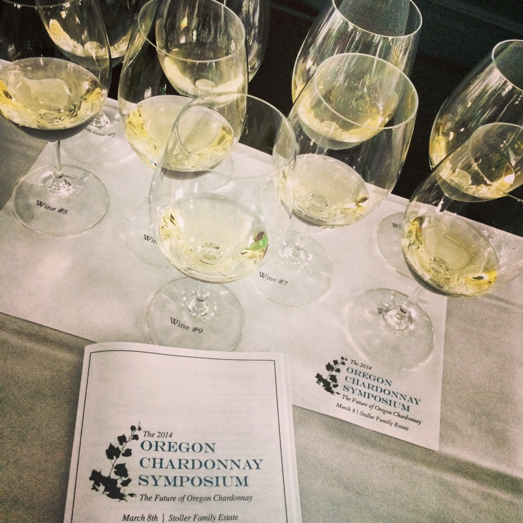 Technical Panel and Tasting at the 2014 Oregon Chardonnay Symposium