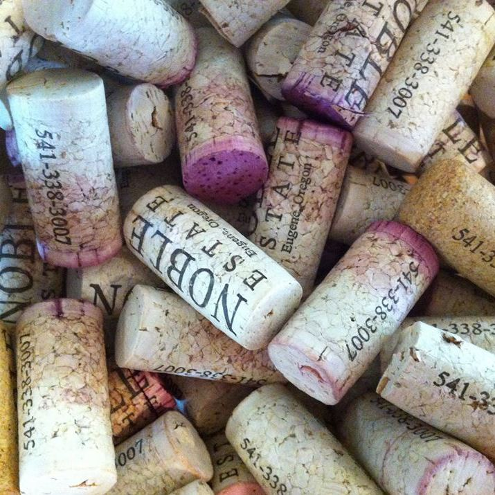 EUWC noble corks