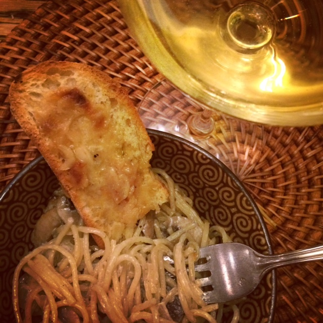 I love it when food and wine pair perfectly