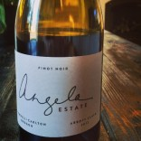 In The Glass: Angela Estate Abbott Claim Pinot Noir 2012