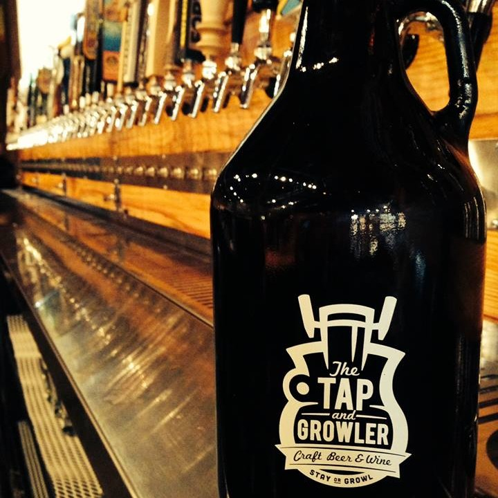 tap and growler growler and taps