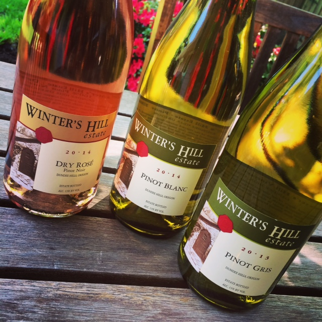 WH trio of summer wines