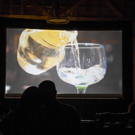 Santa Barbara County hosted several screening events at participating wineries, many which were featured in the short films.