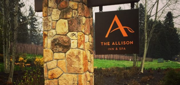 Cuvée Stroll at The Allison Inn & Spa: Taste-Test the Region's Absolute Best