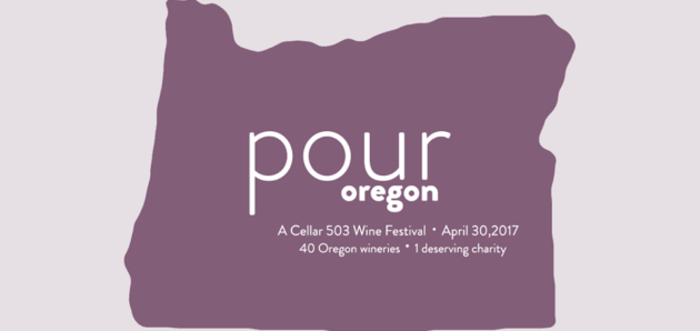 Pour Oregon to Feature 40 Craft Wineries and Benefit Make-A-Wish Oregon