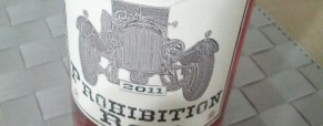 The Frugal Wino: William Rose 2011 Prohibition Rose
