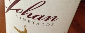 Best Case Scenario: Johan Vineyards 2009 Estate Pinot Noir